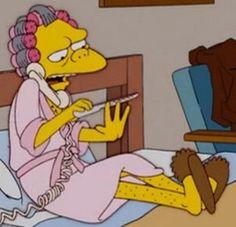 Quando estou falando com você^_^ Simpsons Meme, Simpsons Quotes, The Simpsons Tumblr, Humor Quotes, El Humor, Film Quotes, Humour, Les Simpson, Cartoon Profile Pictures