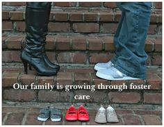 foster care/adoption announcements