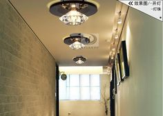 hallway ceiling spotlight - Google Search