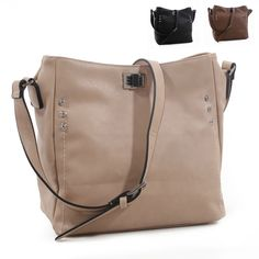 Ali is an elegant but functional, faux leather, concealed carry cross-body style!
