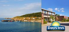 $72 for a 1-Night Stay with Breakfast and Free Parking at Days Inn Sydney, NS - Tax Included! ($140 Value)