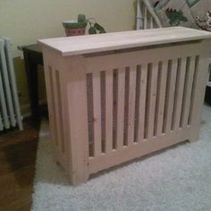 INSTRUCTABLE Energy-Efficient Radiator Cover
