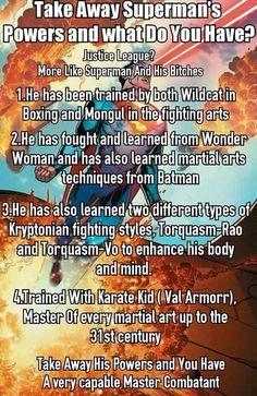 Superman Fact 2