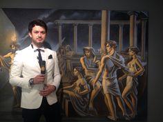Ekav Vakfı bursiyerlerinden, EKAV Artist New Generation sergi küratörü Yalçın Bilgin, Ekavart Gallery'de yer alan sergiyi www.ekavart.tv'ye anlattı.