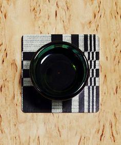 Johanna Gullichsen / Coaster Coasters, Home Improvement, Textiles, Rustic, Contemporary, Kitchen, Country Primitive, Cooking, Cucina
