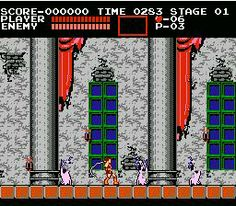 Castlevania, one of my favorite NES games Castlevania Video Game, Vintage Video Games, Classic Video Games, Star Citizen, Nes Games, Arcade Games, Play Online, Online Games, Consoles