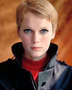 Alfred Eisenstaedt's portrait of Mia Farrow for a LIFE cover 1967