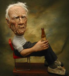 CLINT EASTWOOD ONE  bill nelson  not sure where i would put this in my house.....lol