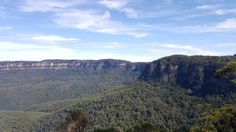Blue Mountains with my Kev! Love the memories