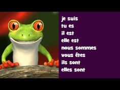 Conjugaison musicale # Indicatif Présent # Verbe = être - YouTube Core French, French Lessons, My Spirit, Learn French, French Language, Grammar, Youtube, Presentation, Teaching