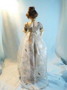 Regency Soft-Sculpture Doll | Sense & Sensibility Patterns