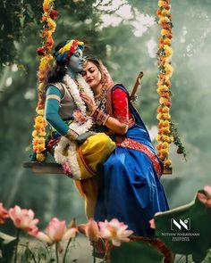 Radha Krishna Holi, Radha Krishna Love Quotes, Cute Krishna, Radha Krishna Pictures, Krishna Art, Lord Shiva Pics, Lord Krishna Images, Shree Krishna Wallpapers, Love Wallpapers Romantic