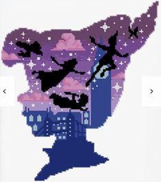 Dragon Cross Stitch, Beaded Cross Stitch, Cross Stitch Art, Cross Stitch Designs, Cross Stitching, Cross Stitch Embroidery, Diy Perler Bead Crafts, Easy Perler Bead Patterns, Perler Bead Art