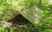 The Swack-Shack - A unique lightweight, waterproof shelter made from FR Coated 70 Denier Nylon Ripstop Fabric* in licensed Multi-Cam Camouflage.  The Swack-Shack is made from the best products on the planet, it's MADE IN THE U.S.A. and you can only get it at Survival Solutions Innovative Gear!