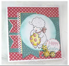 Card by Stamping Down South blog (Marsha). Digital Stamp from Whimsy and Stars Studio