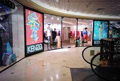 TIENDA KENZO Kenzo, Basketball Court, Shopping, Store, Trends