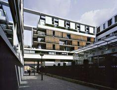81 logements quai de la Gare Paris 13e | Projet | Jacques Ripault Architecture | Atelier d'architecture Ripault