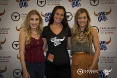 If Maddie and Tae want to be a trio, Freckles fits right in!
