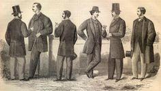 Civil War Clothes - http://www.sonofthesouth.net/leefoundation/civil-war/1865/february/civil-war-clothes.htm