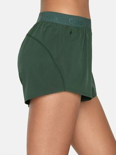 Outdoor Voices. Ultra lightweight short with curved hemline. A trackstar if we ever saw one. $60