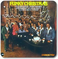 And a funky night to all. by somevelvetmorningx Play Christmas Songs, Christmas Cds, Christmas Shows, Black Christmas, Xmas, Jazz Music, Rock Music, Bootsy Collins, Albert King
