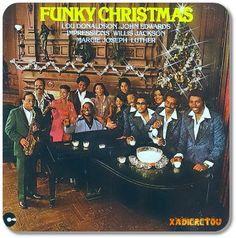 And a funky night to all. by somevelvetmorningx Play Christmas Songs, Christmas Cds, Christmas Shows, Black Christmas, Xmas, Bootsy Collins, Albert King, Travie Mccoy, Betty Davis