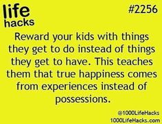 Love this!  I've always been wary to reward my kids with food.  It seems that so many times they get candy for good behaviour wherever they go! I realize my kids have outgrown stickers but the constant barrage of sweet treats for being GOOD is creating some harmful food associations!  I was good? I did something good? I deserve junk food!  I'm guilty of this too though. When I think I've done an exceptional job of keeping the kids alive I like to reward myself with some chocolate. But is…
