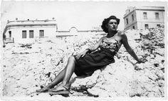 Mujer desconocida | by fotovintage.com