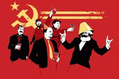 In Soviet Russia party finds you