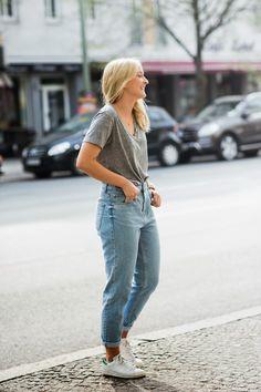I love Fita Métrica: Mom Jeans