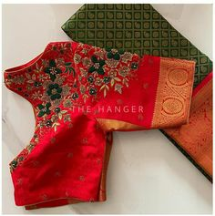 Kids Blouse Designs, Hand Work Blouse Design, Stylish Blouse Design, Designer Blouse Patterns, Fancy Blouse Designs, Blouse Neck Designs, Design Patterns, Hand Designs, Cotton Saree Designs