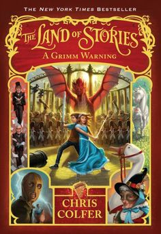 In the third book in the New York Times bestselling series by Chris Colfer, the Brothers Grimm have a warning for the Land of Stories.<i...