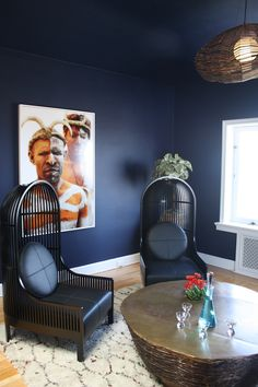 "Marion Philpotts Miller, Jonathan Staub, and Lowell Tom designed ""the Rumpus Room,"" - 2011 Decorator's Showcase"