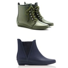 want those green boots so bad!
