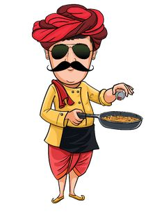 15 Ideas Food Truck Illustration Art Prints For 2019 Funny Drawings, Art Drawings, Wall Drawing, Character Art, Character Design, Indian Illustration, Funny Animals With Captions, Indian Art Paintings, Indian Folk Art