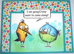 Going Crazy by Nan Cee's - Cards and Paper Crafts at Splitcoaststampers