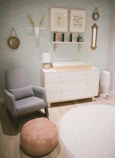Schönes Helles Babyzimmer, Gefällt Mir Sehr