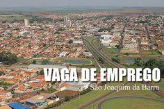 Vagas de emprego em São Joaquim da Barra