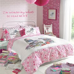 Wallpaper Direct offers a range of Roald Dahl cushions from the Matilda Bedding Sets Collection Bedding Sets Uk, Duvet Sets, Linen Bedding, Bed Linen, Double Duvet Set, King Duvet Cover Sets, Childrens Beds, Roald Dahl, Kid Beds