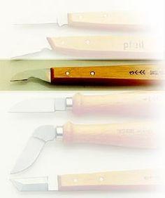 Couteau de Sculpture N°3 PFEIL