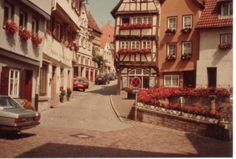 We lived here in the out skirt of the city! Loved Germany!