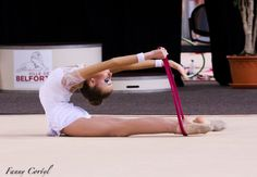 Mickaëlla Maifret, France, Championnat de France National B Minime 2014