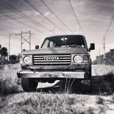 Toyota Land Cruiser - FJ60