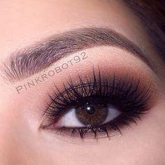 Beautiful makeup look by pinkrobot92 using Motives Mavens Element Palette!