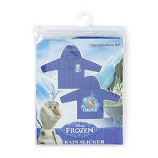 Disney Frozen Olaf Rain Slicker