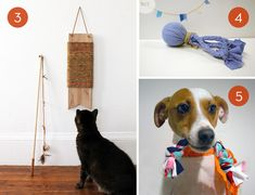 Roundup: 6 Very Cool and DIYable Cat Trees