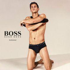 Hugo Boss Fall/Winter 2015 Bodywear Campaign Preview