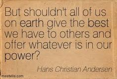 hans christian andersen quotes - Google Search