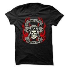 LIVIN LIFE Behind BARS T Shirts, Hoodies. Check price ==► https://www.sunfrog.com/Funny/LIVIN-LIFE-Behind-BARS.html?41382 $21.99
