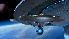 Some one is stealing the Enterprise